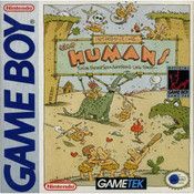 Humans - Game Boy Game
