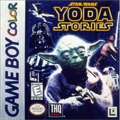Star Wars Yoda Stories - Game Boy Color Game