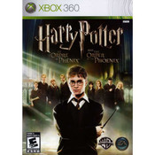 Harry Potter and the Order of the Phoenix - Xbox 360 Game