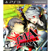Persona 4 Arena - PS3 Game