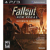 Fallout New Vegas Ultimate Edition - PS3 Game