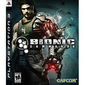 Bionic Command - PS3 Game