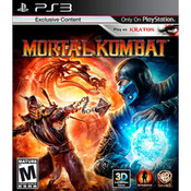 Mortal Kombat - PS3 Game