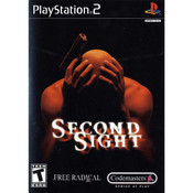 Second Sight - PS2 Game