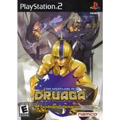 The Nightmare of Druaga Fushigino Dungeon - PS2 Game