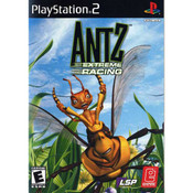 Antz Extreme Racing - PS2 Game