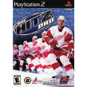 NHL Hitz Pro - PS2 Game