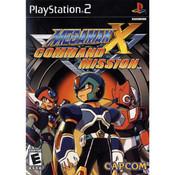 Mega Man X Command Mission - PS2 Game