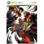 Street Fighter IV - Xbox 360 Game