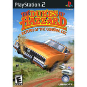 The Dukes of Hazzard Return of the General Lee - PS2 Game