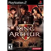 King Arthur - PS2 Game