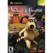 Wallace & Gromit in Project Zoo - Xbox Game