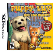 Puppy Luv Spa and Resort - DS Game