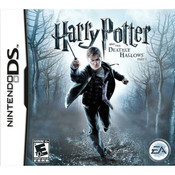 Harry Potter and the Deathly Hallows Part 1 - DS Game