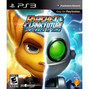Ratchet & Clank Future A Crack in Time - PS3 Game