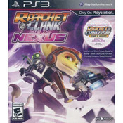 Ratchet & Clank Into the Nexus - PS3 Game