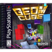 Geom Cube - PS1 Game