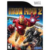 Iron Man 2 - Wii Game