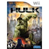 The Incredible Hulk - Wii Game