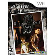 Resident Evil Archives Resident Evil Zero - Wii Game