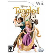 Disney Tangled - Wii Game