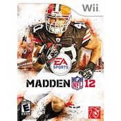 Madden 12 - Wii Game