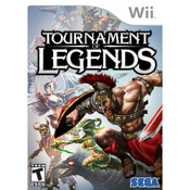 Tournament of Legends - Wii Game