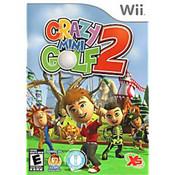 Crazy Mini Golf 2 - Wii Game