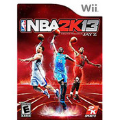 NBA 2K13 - Wii Game