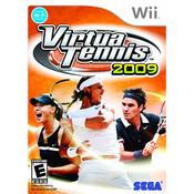 Virtua Tennis 2009 - Wii  Game