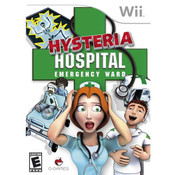 Hysteria Hospital Emergency Ward - Wii Game