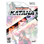 Samurai Warriors Katana - Wii Game
