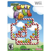 Super Fruit Fall - Wii Game
