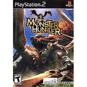 Monster Hunter - PS2 Game