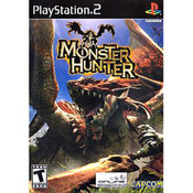 Monster Hunter - PS2 Game