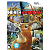 Cabela's North American Adventures - Wii Game