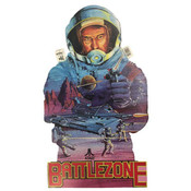 Battlezone Vintage Artfaire - Atari 2600 Poster