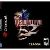 Resident Evil 2 - Dreamcast Game