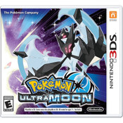Pokemon Ultra Moon - 3DS Game