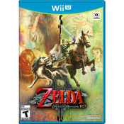 Legend of Zelda Twilight Princess HD - Wii U Game