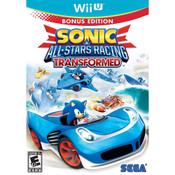 Sonic & All Stars Racing Transformed Bonus Edition - Wii U Game