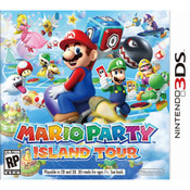 Mario Party Island Tour - 3DS Game