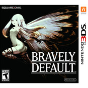 Bravely Default - 3DS Game