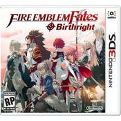 Fire Emblem Fates Birthright - 3DS Game