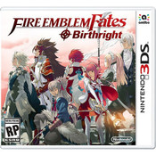 Fire Emblem Fates Birthright - 3DS Game