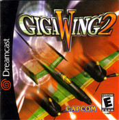 Giga Wing 2 - Dreamcast Game