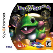 Bust a Move 4 - Dreamcast Game