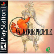 Valkyrie Profile - PS1 Game