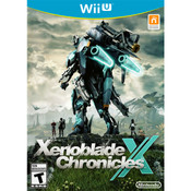 Xenoblade Chronicles X Nintendo Wii U used video Game for sale online.