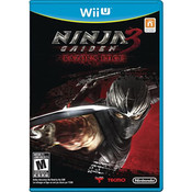Ninja Gaiden 3 Razor's Edge Wii U Nintendo used video game for sale online.